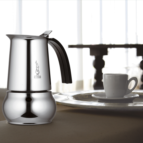 Cafeti re bialetti induction araku coffee - Cafetiere italienne comment ca marche ...