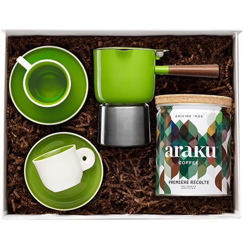 Coffret total green