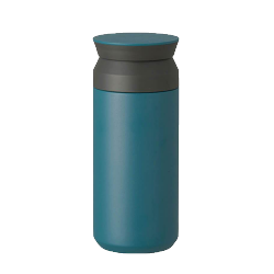 Bouteille isotherme turquoise